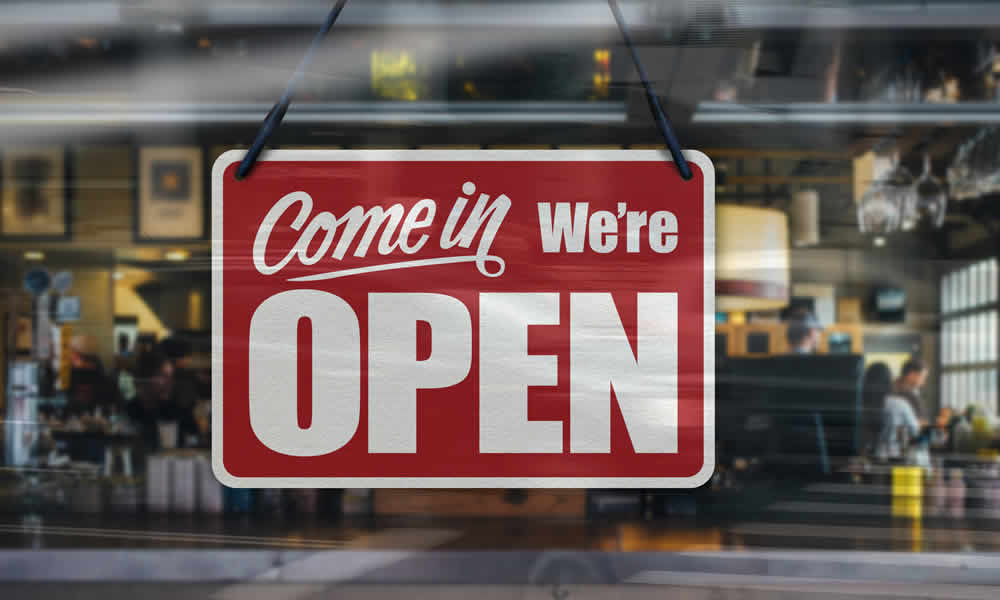 Open businesses protected by business insurance on the Gold Coast or Brisbane